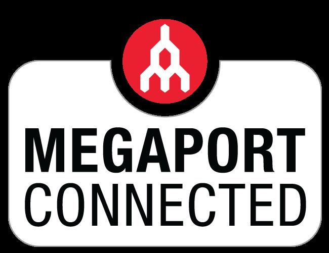 Connectivity - Megaport logo
