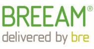about kao data - BREEAM logo